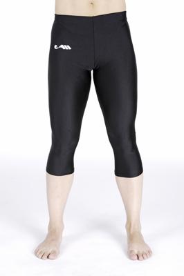 Legging 3/4 lycra zwart