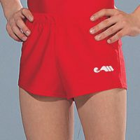 Heren short Rood